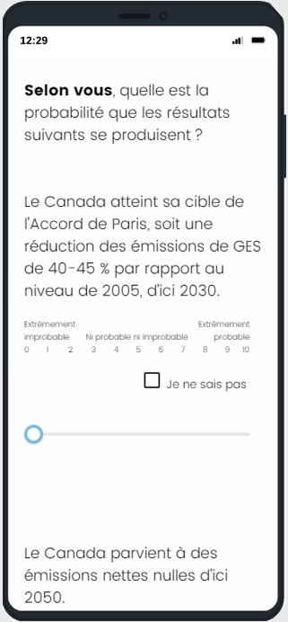 survey phone francais
